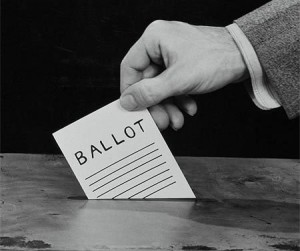 What's the Most Important Voting Issue?